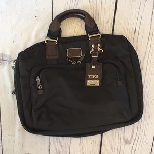 NWOT Tumi bag
